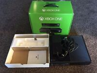 Xbox One 500GB Console with Power Supply Only boxed
