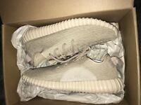 Adidas Yeezy Kanye West Boost 350 Oxford Tan UK 9 AQ2661 Worn Twice
