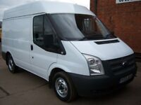 Ford Transit Semi-High Roof