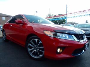 2013 Honda Accord Coupe EX-L V6 6MT | NAVIGATION | LEATHER.ROOF