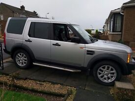 Landrover discovery 3 4x4
