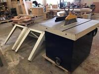 SEDGWICK TA400 table saw