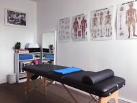 Professional Sports Massage and Deep Tissue Massage