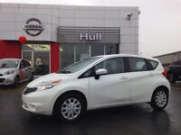 2015 Nissan Versa Note SV  W/BACK UP CAM, FINANCING FROM 1.9%, $