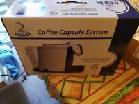 Brand new Coffee machine rrp£129