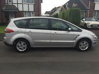 2010 FORD S-MAX 2.0 TDCI ZETEC FACELIFT MODEL 7 SEATER P/EX WELCOME