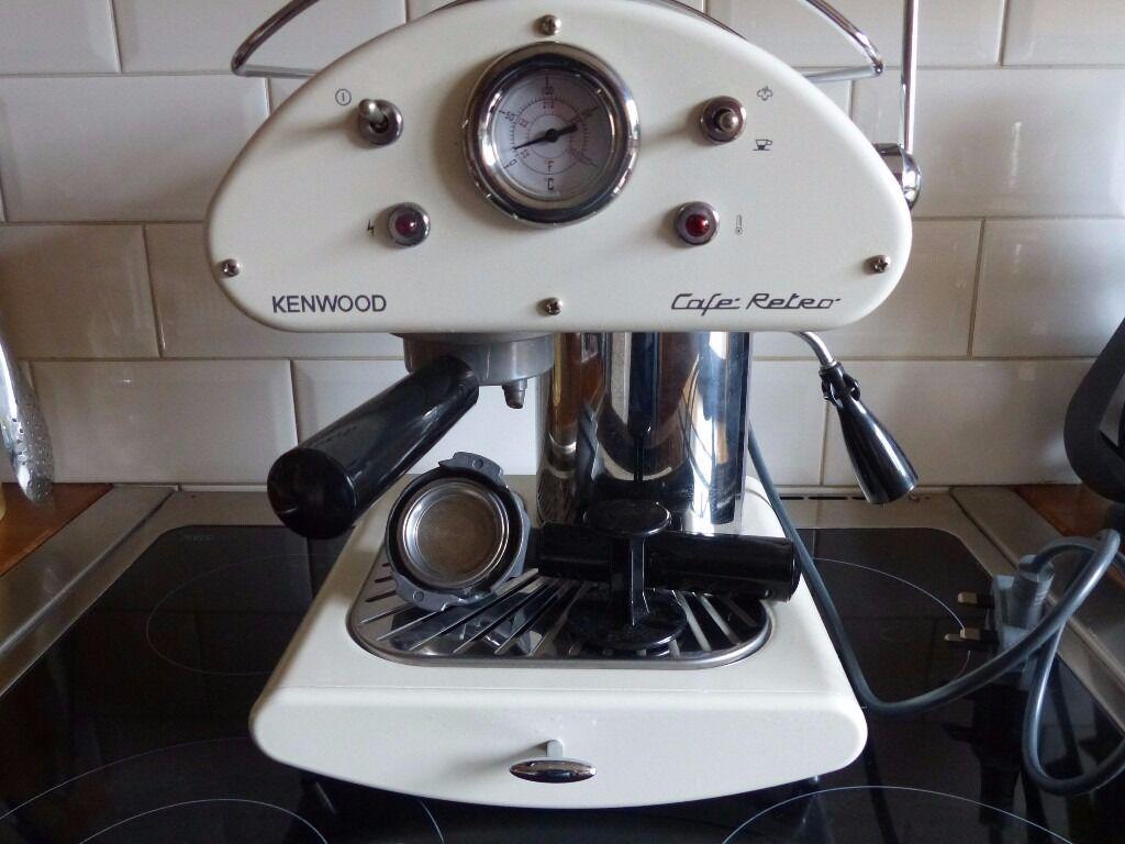 Kenwood cafe retro espresso machine | in Southwell, Nottinghamshire ...