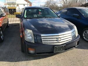 2003 Cadillac CTS FRESH TRADE | AS IS