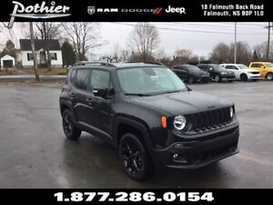 2016 Jeep Renegade 4X4 | LEATHER | HEATED SEATS | UCONNECT |