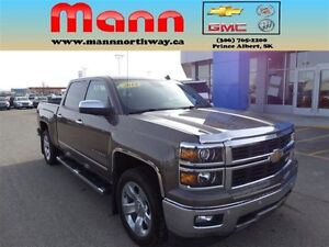 2014 Chevrolet Silverado 1500 LTZ - PST paid, Remote start, Sunr
