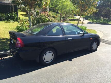 2002 Mitsubishi Lancer Coupe Berowra Hornsby Area Preview
