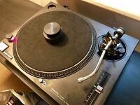 Technics 1210 (Pair) and Ortofon Cartridge / Stylus / Not Pioneer Denon Traktor Serato Numark