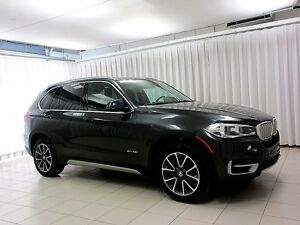 2017 BMW X5 WOW! WHAT MORE DO YOU NEED?! 35i x-DRIVE AWD SUV w