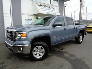 2015 GMC Sierra 1500 SLE Kodiak Crew 4x4, 5.3L, Heated Seats, Re
