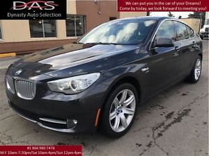 2010 BMW 550 Gran Turismo xDrive NAVIGATION/PANORAMIC SUNROOF