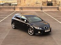 ✅ SEAT LEON FR TDI + FULL SERVICE + 210 BHP + IMMACULATE INSIDE & OUT