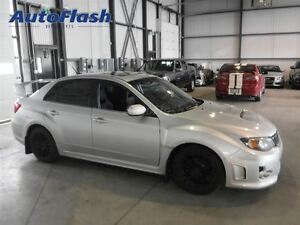 2011 Subaru Impreza WRX Limited Turbo * Cuir/Leather * Toit/Roof
