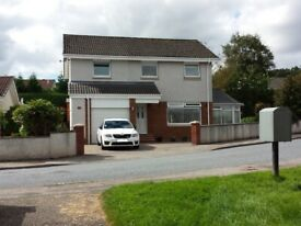*FOR SALE DETACHED 4/5 BEDROOMED HOUSE IN SCORGUIE AREA, INVERNESS*