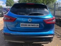 BREAKING NISSAN QASHQAI 2019 1.5 DIESEL MANUAL