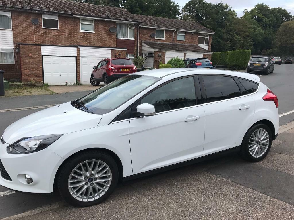 Ford Focus Eco Boost 2013