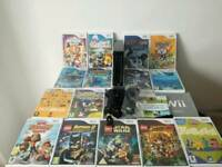 Nintendo Wii in excellent condition with 16 Games