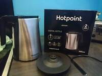 Hotpoint digital kettle