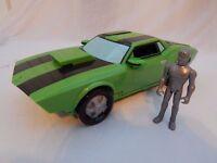 Ben 10 Alien Force Kevin's Dx Action Cruiser Car Kevin 11 Eleven Figure