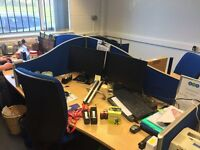 Office Furniture MUST GO By 28th APRIL 2017