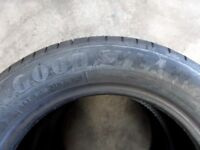 Set of 2 GOODYEAR tyres .NEW. 225 55 16