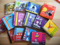 14 Audio books for children - Ideal Christmas Present or long car journeys!