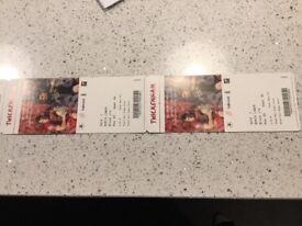 2 Army Navy Rugby tickets for 3/5/18 Twickenham
