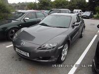 Mazda RX-8 2006 REG. Petrol