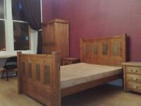 Fully Furnished Huge Double Room with Ensuite in shared FLAT.