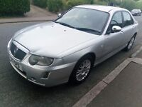 Rover 75 2.0 diesel CDTi, automatic, 2005, BMW engine, long MOT, in very good condition, pr. plate!