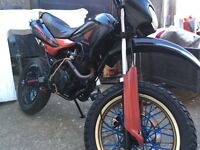 125 Tmec 2011 endruo a replica of Honda xr125 for in Bransholme hull for 700 pounds Ono