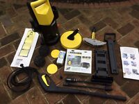 Karcher KT 900 Pressure Washer with accessories, Patio Cleaner, Hose extension, 3 x lances