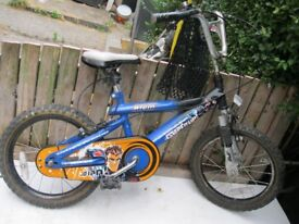 Kids Bicycle for 5 to 9 years old child. With some Extras