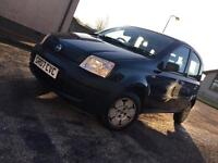 2007 fiat panda 1.1... mint condition ... really low miles 58k ..2owners..LONGMOT