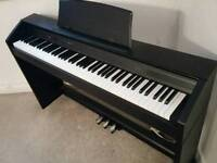 Casio Privia PX-750 BLK Piano Weighted Keys Mint Condition