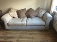 Dfs 4 and 2 seater sofas can deliver