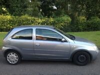 VAUXHALL CORSA 1.2 DESIGN 2005 MOT GOOD RUNNER CHEAP TO TAX AND INSURE-DELIVERY CAN BE ARRANGED
