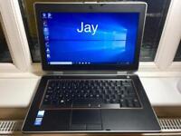i5 6GB Ram VFAST Like New Dell HD Laptop 320GB,Window10,Microsoft office,Ready to use