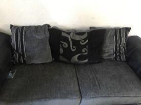 2 +2 seater sofa