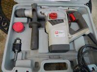 Performance Power 240v Rotary Hammer Breaker Drill.