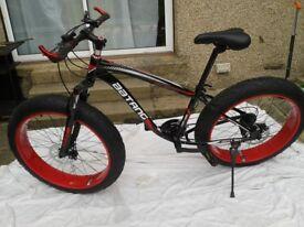 BBTANG fat wheel bicycle
