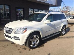 2012 Mercedes-Benz GL-Class 350 4WD BlueTec DSL LOADED!