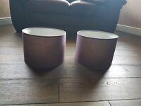 Purple light shades excellent condition
