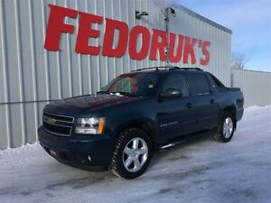 2007 Chevrolet Avalanche LTZ Package ***FREE C.A.A PLUS FOR 1 YE