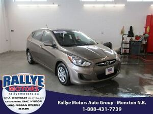 2013 Hyundai Accent GL! EXT Warranty! Heated! Save!