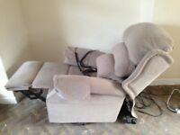 Okin reclining chair